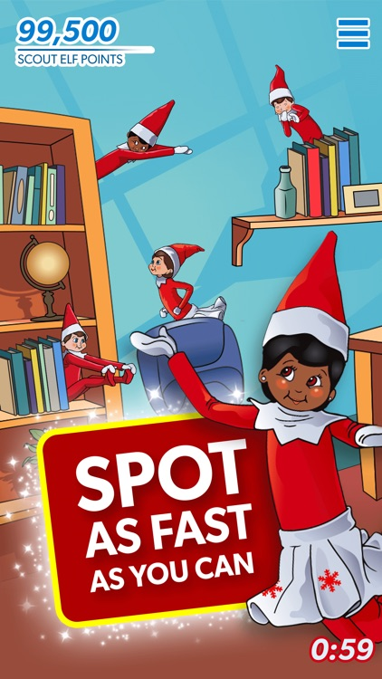 Find the Scout Elves