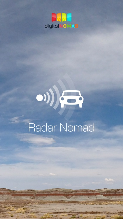 Radar Nomad screenshot-0