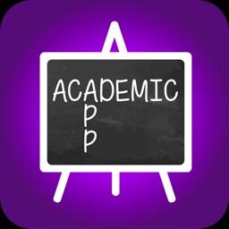 The Academic App