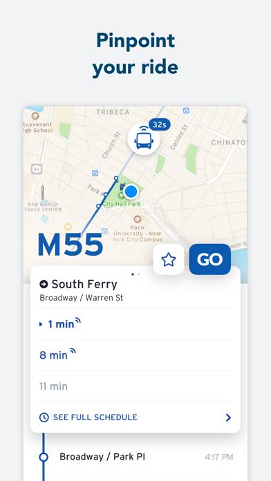 Transit • Subway & Bus Timesのおすすめ画像3