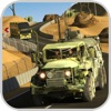 Military Tactical Car Driving