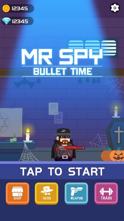 Mr Spy - Bullet Agent screenshot-5