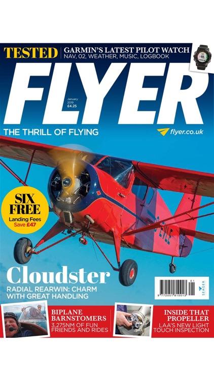 FLYER Magazine screenshot-6