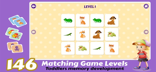 Pre K Preschool Learning Games Screenshot