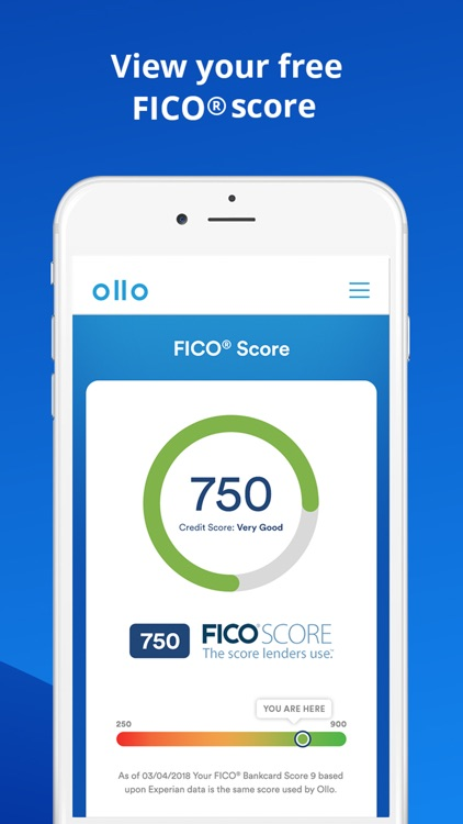 Ollo Credit Card screenshot-4
