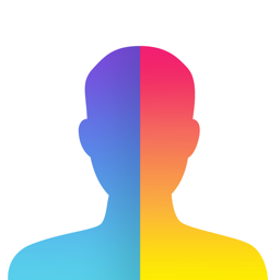 Ícone do app FaceApp - AI Face Editor