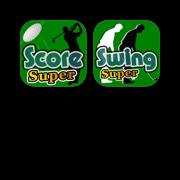 Golf score&Golf swing Record