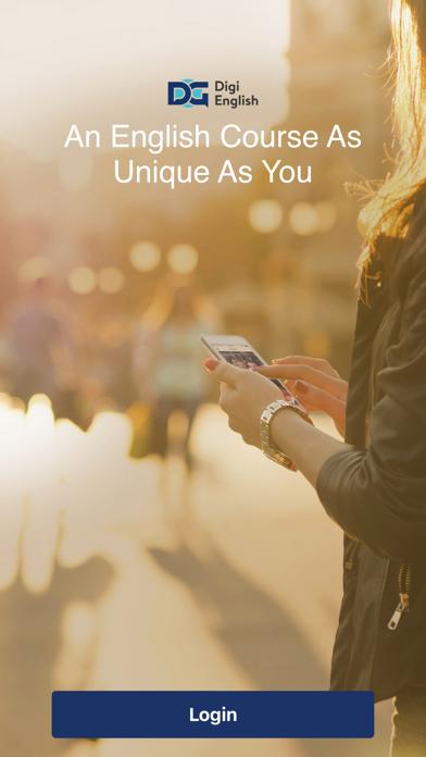 Digi English app image