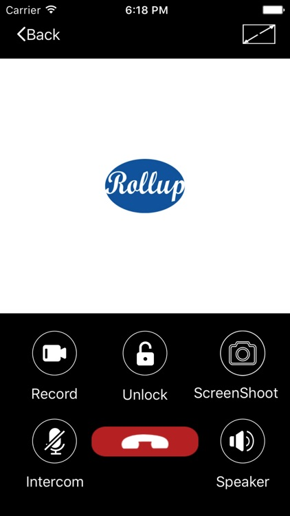 Rollup - Smart Doorbell screenshot-2