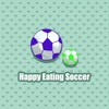 Happy Eating Soccer