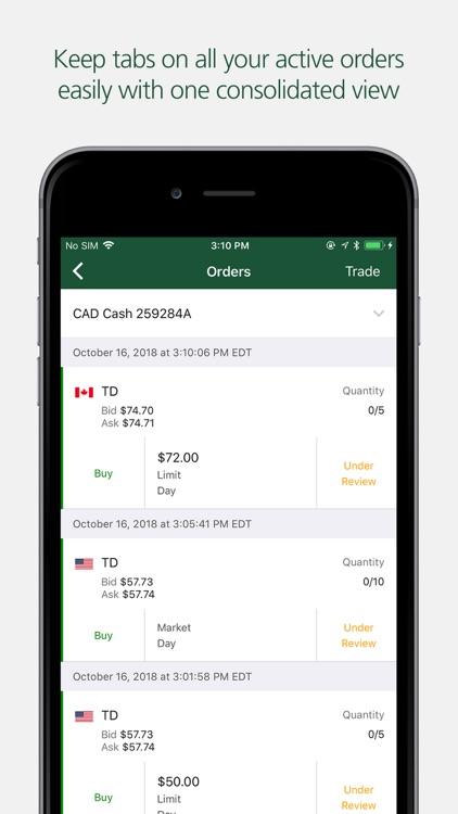 TD Canada screenshot-4