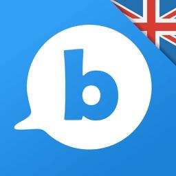 Learn English with busuu