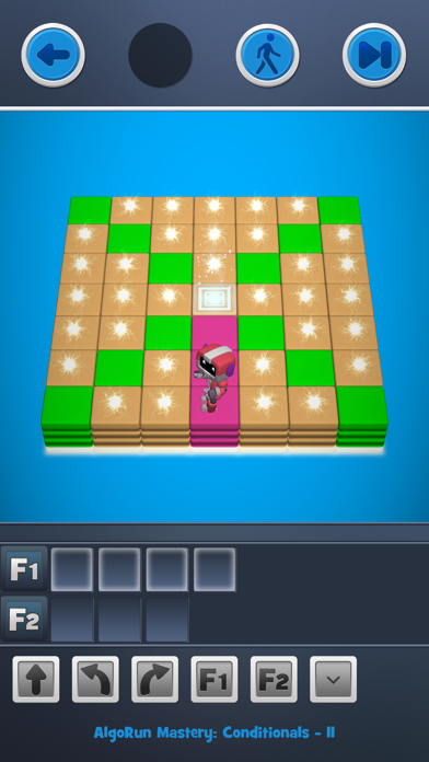 AlgoRun Mastery Screenshot