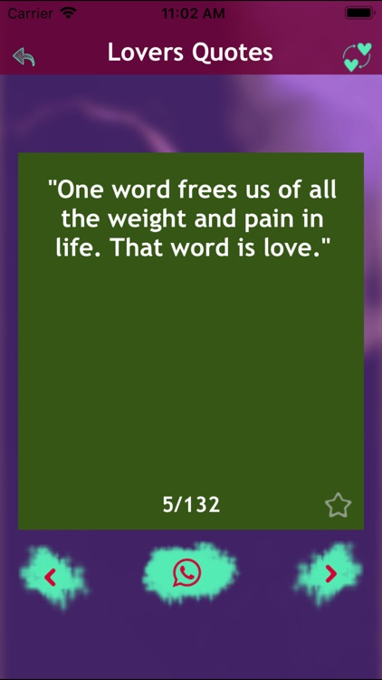 Romantic Quotes Latest Status screenshot-5