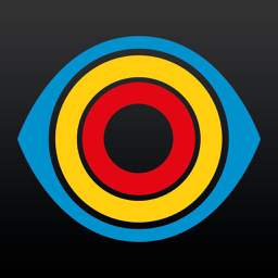 Ícone do app visor - magnifier