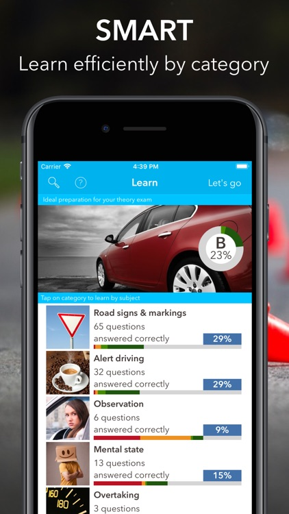 iTheory Driver Theory Test