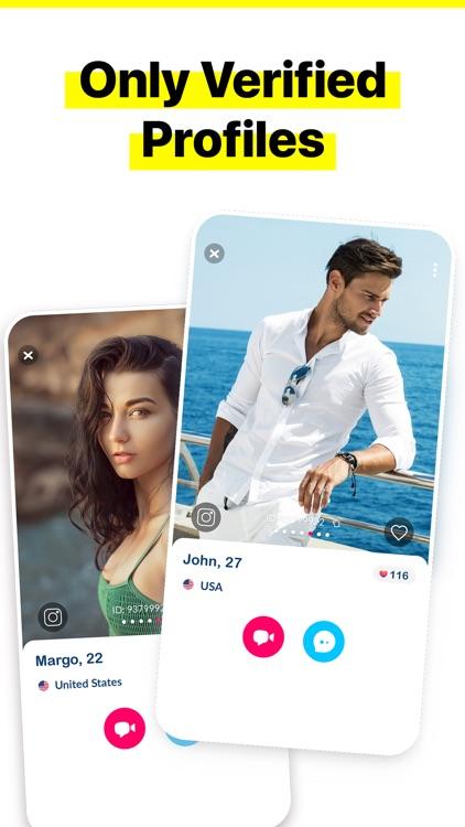 Olive - Live Video Chat App screenshot-4