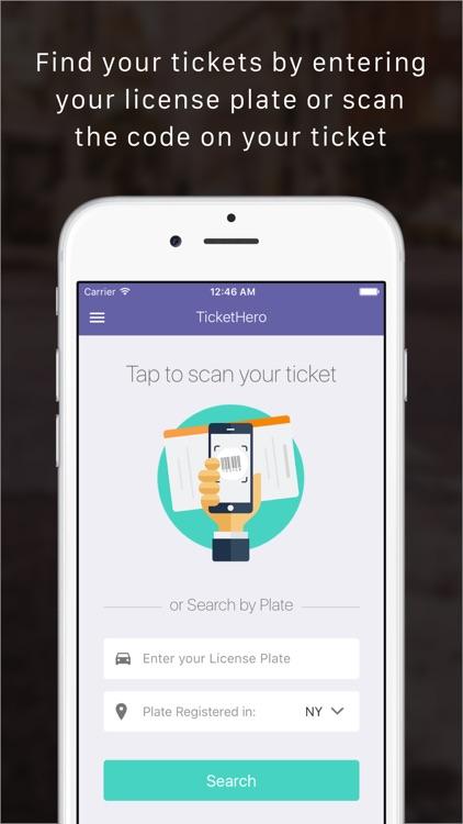 TicketHero NY Parking Tickets