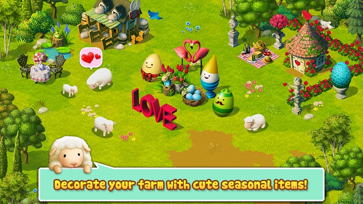 Tiny Sheep : Pet Sim on a Farm screenshot-4