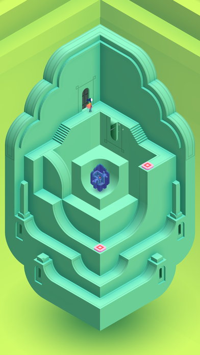 Screenshot for Monument Valley 2 in Austria App Store