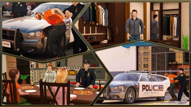 Virtual Police Officer Family screenshot-6