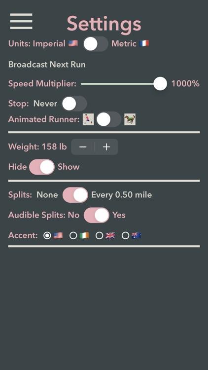 RaceRunner screenshot-4