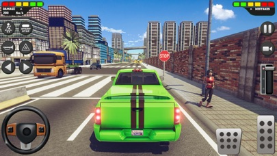 市 車 運転 学校 sim 3dのおすすめ画像10