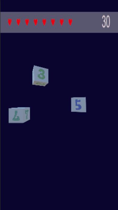 素因数分解Game screenshot 2
