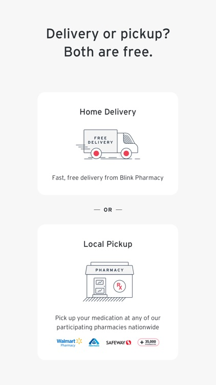 Blink Health Lowest Rx Prices
