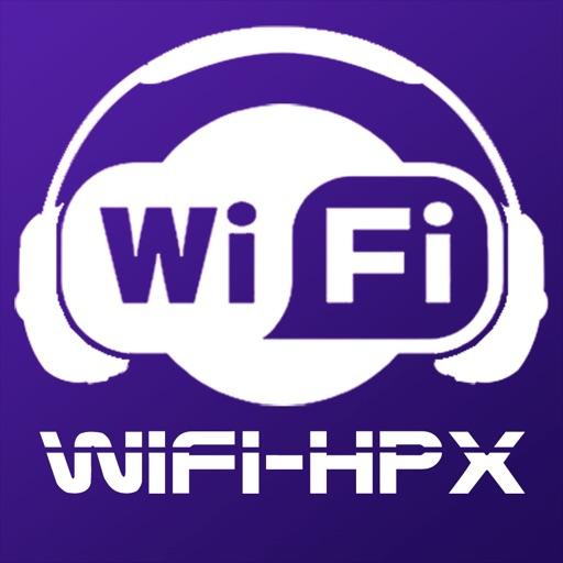 WiFi-HeadPhoneX