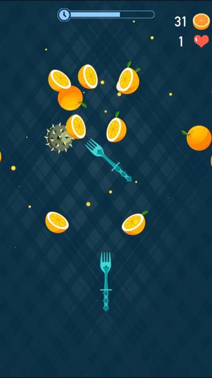 Knife Dash: Hit To Crush Pizza screenshot-4