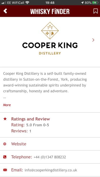 Whisky Finder screenshot-3
