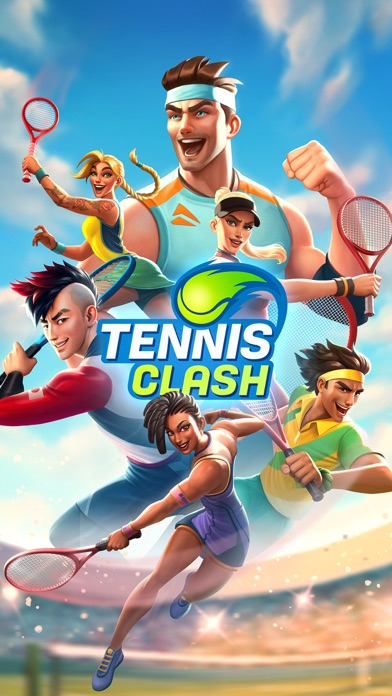 点击获取Tennis Clash: 3D Ball Games