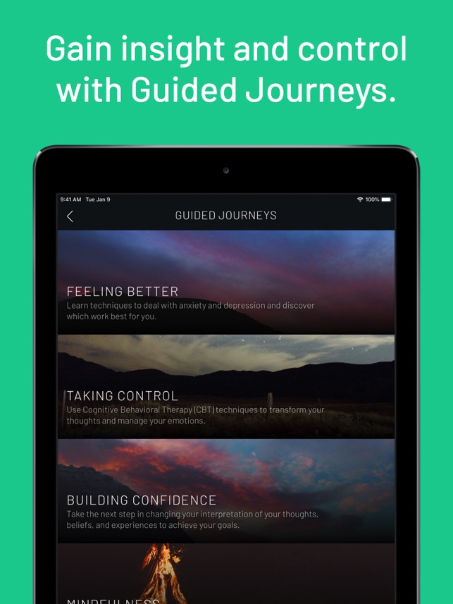 Sanvello-Stress & Anxiety Help on the App Store