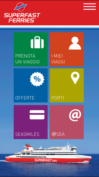 Screenshot of Superfast Ferries1