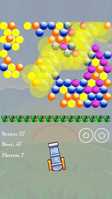 Bubble Shooter : Ball Pop screenshot two
