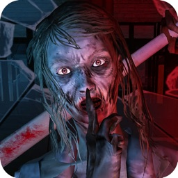 Evil Granny Haunted House 2018