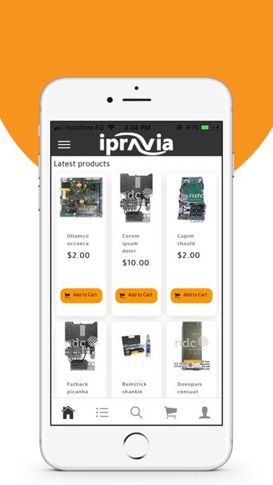 Ipravia Shopping 5