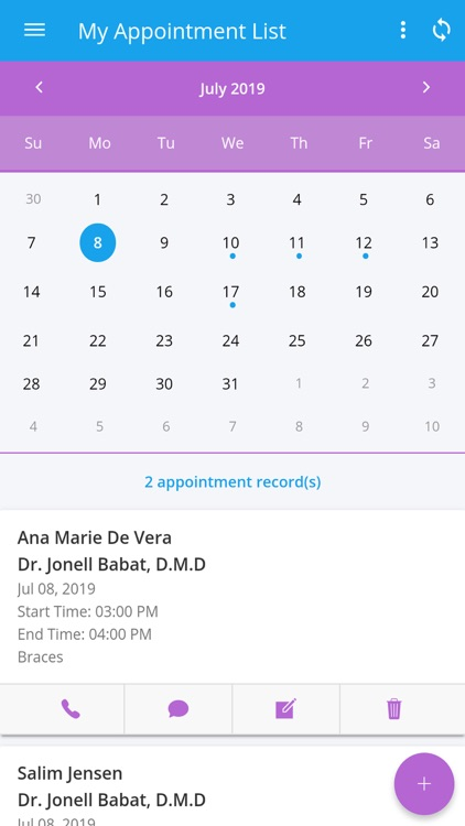 My Dental Clinic screenshot-4