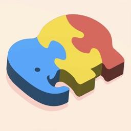 Color Puzzle 3D