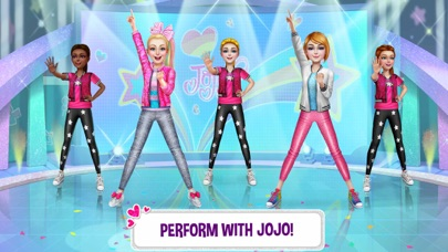 JoJo Siwa - Live to Dance screenshot 1