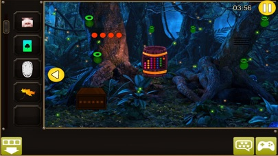 Escape from the jungle screenshot two
