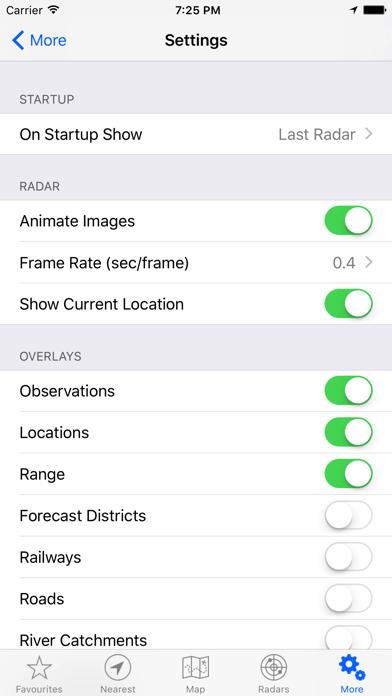 Rain Radar AU - BOM Radarのおすすめ画像4