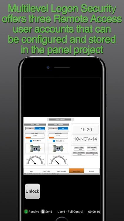 Remote HMI screenshot-4