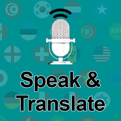 Speak & Translate APP