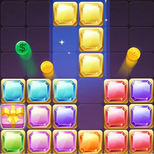 Jewel Block Puzzle!