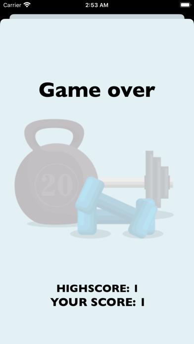 Gym Sport Life Health screenshot 4