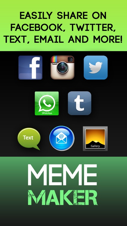 Meme Maker- Fun Meme Generator screenshot-3