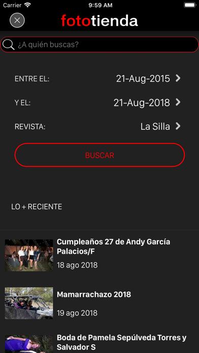La Silla Screenshot