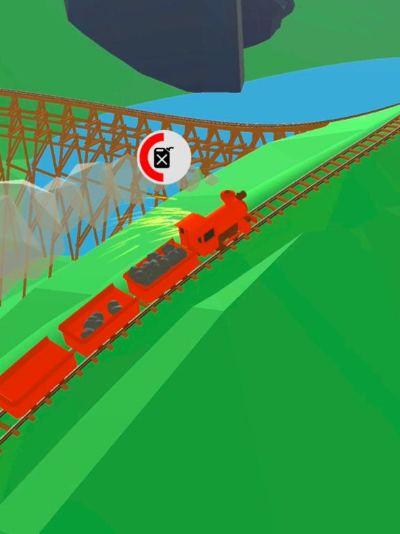 iPad Image of Off the Rails 3D